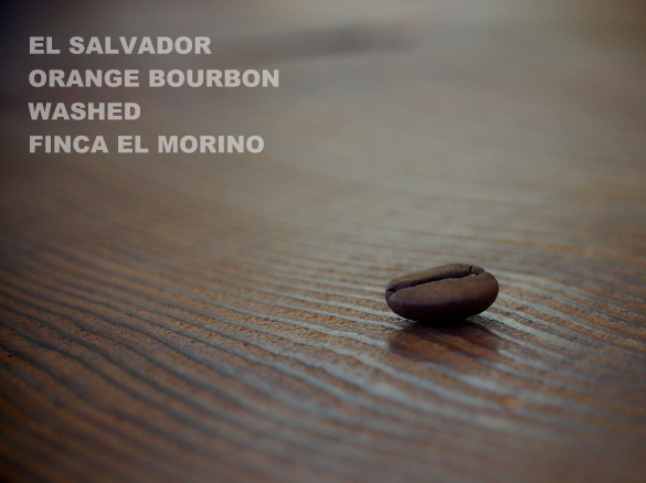 el salvador orange bourbon washed