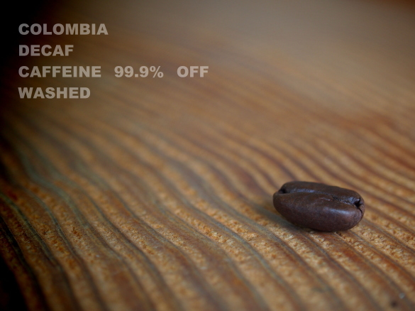 colombia decaf caffeine 99.9% off