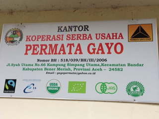 indonesia gayo fairtrade washed